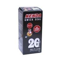 """Велосипедная камера Kenda 26""""x1,75-2,125 антипрокольная"""