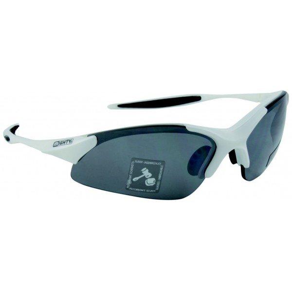 Очки солнцезащитные спортивные МIGHTY Rayon G2 белые
