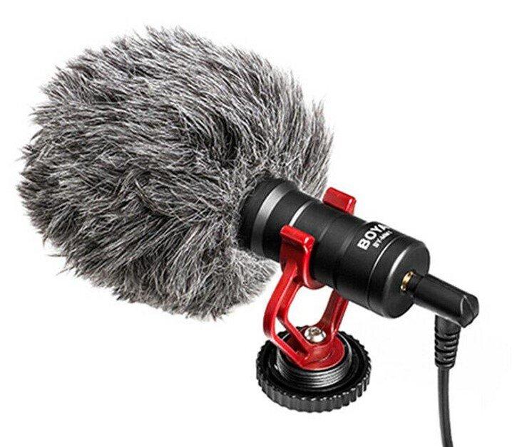 Микрофон направленный BOYA BY-MM1