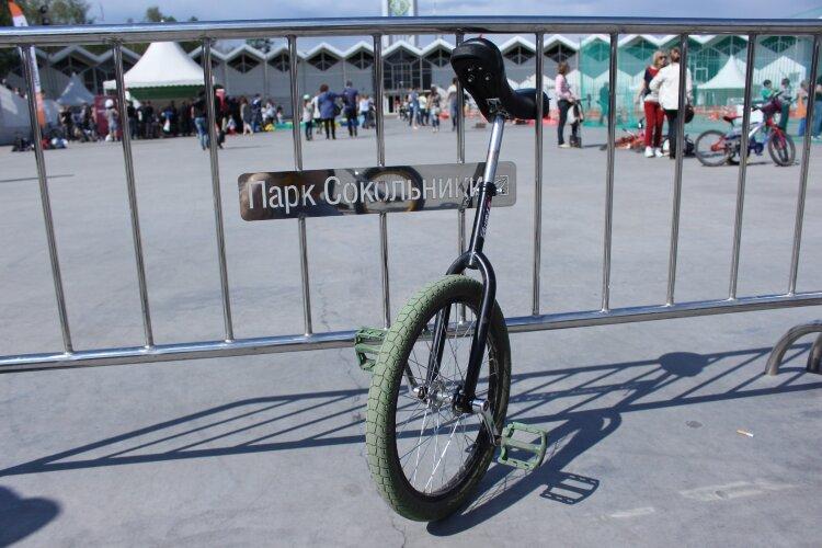 Аренда одноколесного велосипеда