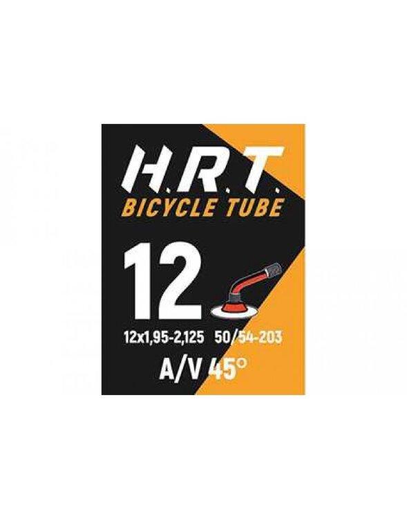 "Велосипедная камера H.R.T. 12"" изогнутая"