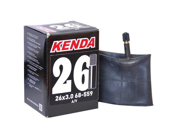 """Велосипедная камера Kenda 26"""" авто 3,0"""