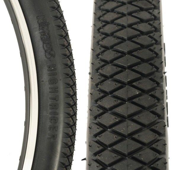 Велосипедная покрышка Nimbus Nightrider 36x2.25 (60-787)